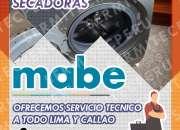 Servicio técnico MABE—Reparación de  Lavadoras 981091335 en Barranco