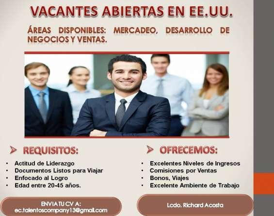 Trabajo en las vegas - nevada _eeuu para hispanos