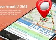 Gps rastreo satelital vehicular alerta instantánea vía sms