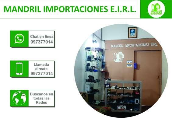 Mandril importaciones eirl