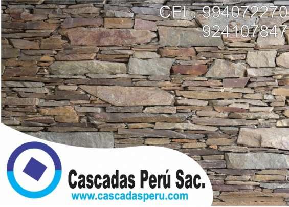 Fotos de Fachaletas peru, piedra laja, pared decorativo de fibra de vidrio 5