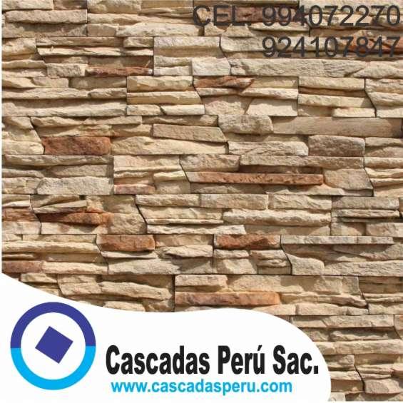 Fotos de Fachaletas peru, piedra laja, pared decorativo de fibra de vidrio 6