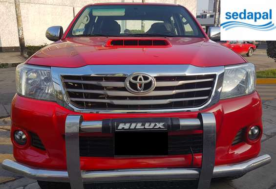Toyota hilux 4x4 2015 sr