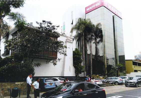 Miraflores vende:magnifico 07 pisos de edificio mapfre y casona