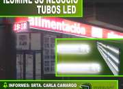 Tubos led 120cm blanco frio directo 220v distribucion desde 3.55