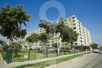 Alquilo departamento en condominio parque los olivos