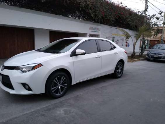 Toyota corolla le 2016 – full equipo