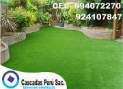 grass artificial deportivo, grass artificial decorativo, grass peru