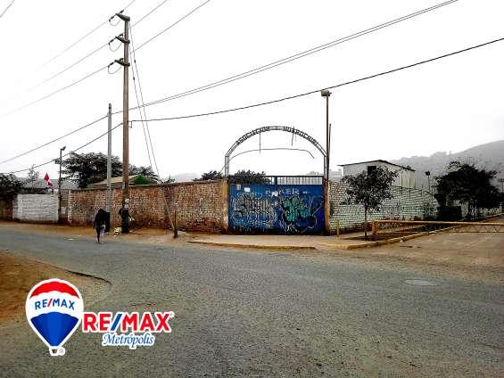 Fotos de Se vende terreno cerca a av. prolongación javier prado en ate, zona empresarial  11