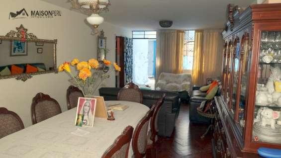 Fotos de Vendo casa 180 m2 3 dorm. cercado de lima (669-e-v 4