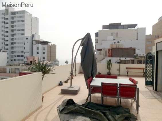 Fotos de Duplex  amoblado 185 m2 terraza miraflores (861-t-m 15