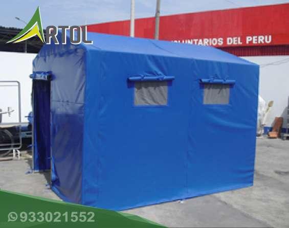 Campamentos modelos ideales para campaña - artol perú