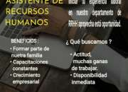 ASISTENTE DE RECURSOS HUMANOS DIGITAL