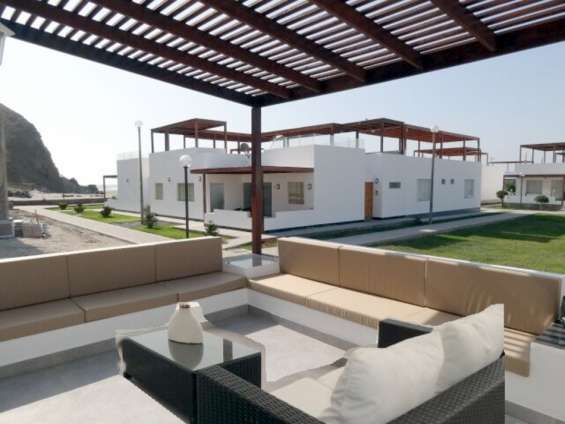 Casa de playa en venta en asia (632-w-p