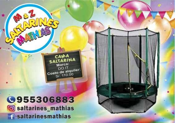 Fotos de Alquiler de juegos infantiles e inflables 2