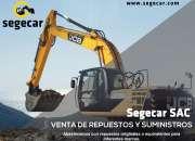 Segecar – reparaciones y mantenimiento de maquinaria pesada, liviana y agrícola.