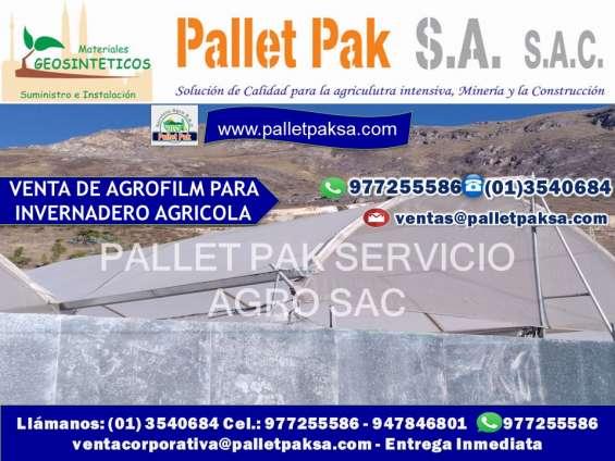 Agrofilm c6,c8,c10 para la agricultura