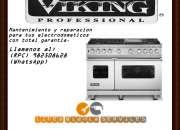 982508628 viking servicio tecnico cocinas mantenimiento lima