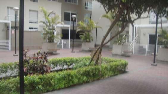 Alquiler de departamento en calle atahualpa - miraflores