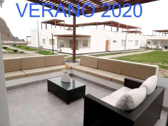 Casa de playa en alquiler verano 2020 en asia (923-x-l