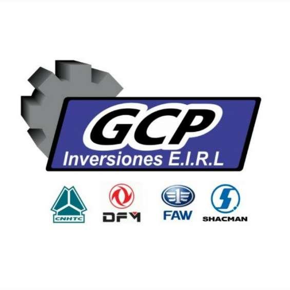 Gcp inversiones eirl