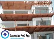 Techos de madera, techos de madera modernos, techos sol y sombra modernos,