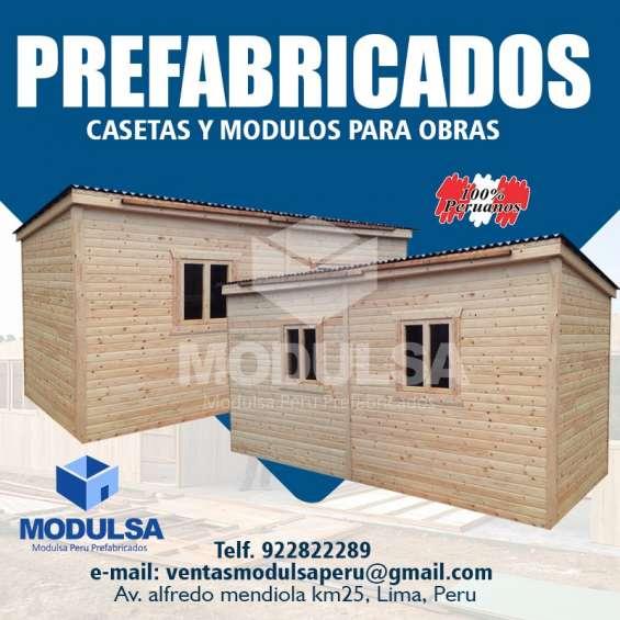 Fabricantes de almacenes prefabricados para cualquier tamaño de espacios