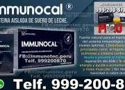 Immunocal peru bolivia ecuador ayacucho