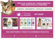 Flores veterinaria  –  medicina oftalmológica para animales de compañía.