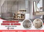 Instalación de Mampara de Vidrio  - Duchas de Baño en SJL