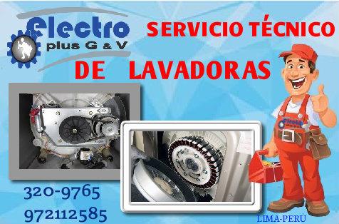 Servicio esperado, servicio tecnico de lavadoras samsung, 972112585.