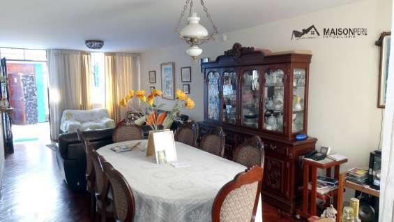 Fotos de Vendo casa 180 m2 3 dorm. cercado de lima (ref: 669-d-h 3