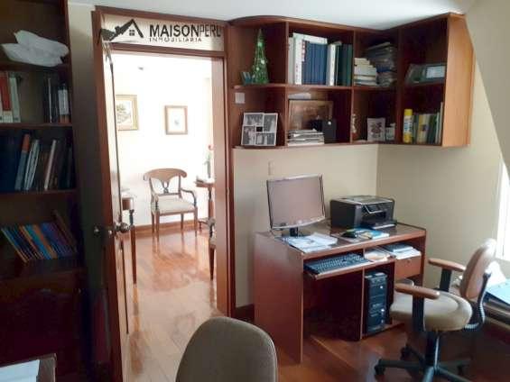 Fotos de Vendo casa 256.80 m2 3 dormitorios estudio la molina (680-d-v 12