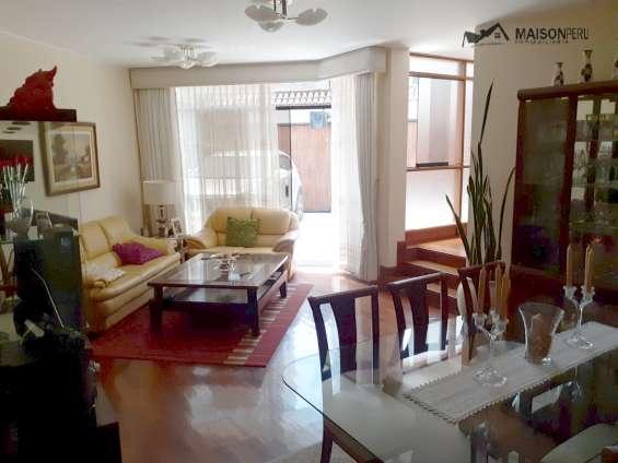 Fotos de Vendo casa 256.80 m2 3 dormitorios estudio la molina (680-d-v 7