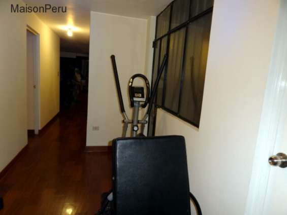Fotos de Vendo departamento 109 m2 3 dorm. la molina (465-p-h 16