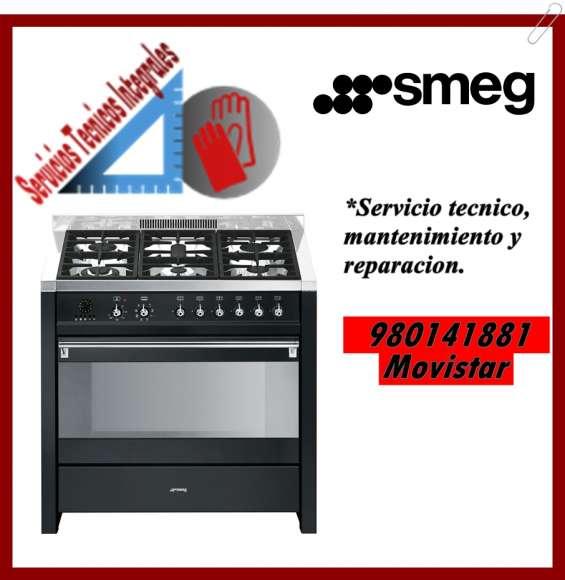 980141881 mantenimiento de cocinas smeg servicio tecnico lima