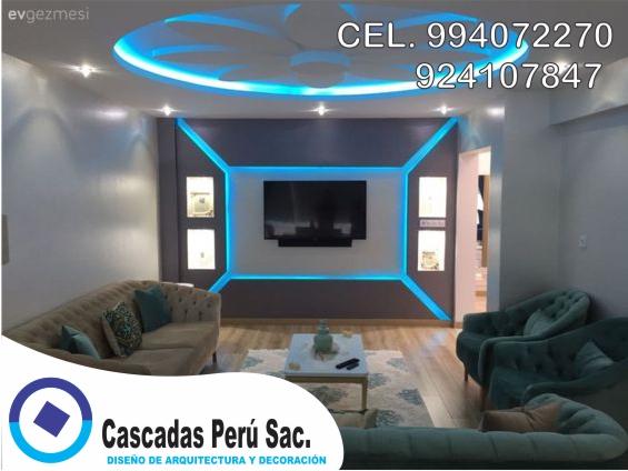 Fotos de Muebles de tv minimalista, muebles de tv interior 2