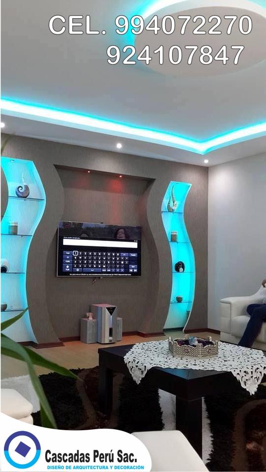 Fotos de Muebles de tv minimalista, muebles de tv interior 3