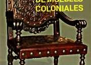 Reparación de muebles clasicos colonial exclusivos cercado de lima centro perú