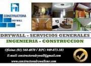 Expertos en departamentos, spa, oficinas  en sistema drywall 949073383