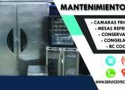 Mantenimiento correctivo mesa fría 998766083 lima y callao