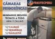 Mantenimiento preventivo camara frigorifica – cuartos frios