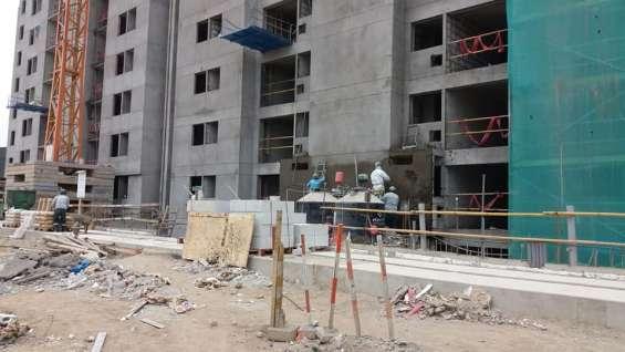 Servicios generales 910483816 j&m pintura/edificios/proyectos