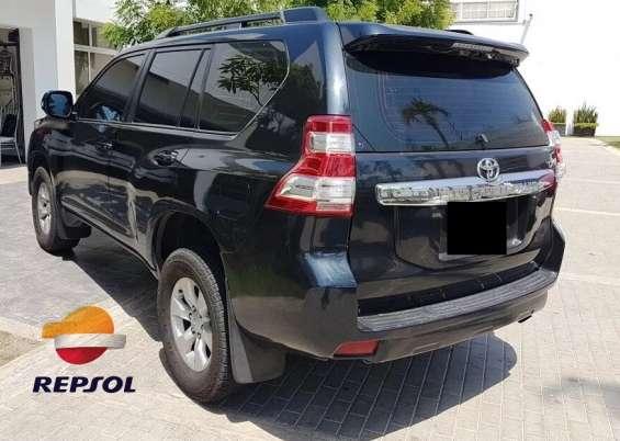 Fotos de Toyota land cruiser prado 2013 4