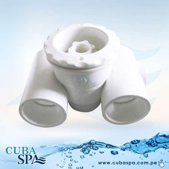 Jeet air spa, blanco, p/ empotrar en concreto.