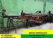 SE VENDE BRAZO HIDRAULICO XL5