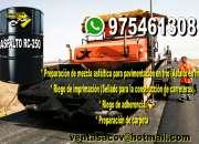 Venta de asfalto liquido rc-250 todo el peru pedidos a 975461308