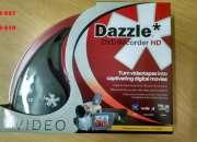 Capturadora y editor de videos dazzle dvd recorder hd