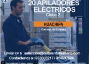 20 apiladores eléctricos huachipa 933603217 / 977522812