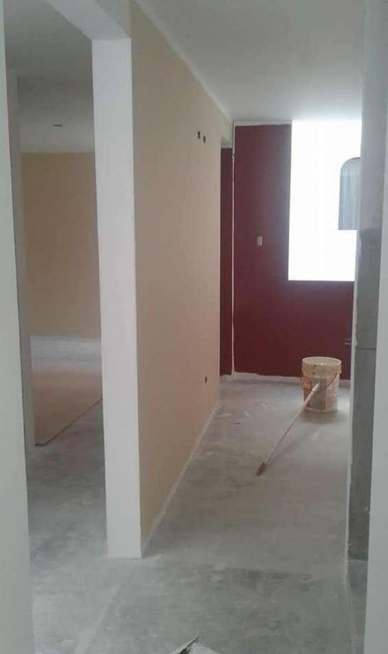 Fotos de Acabados 910483816  pintura/albañileria/seguridad/limpieza 5